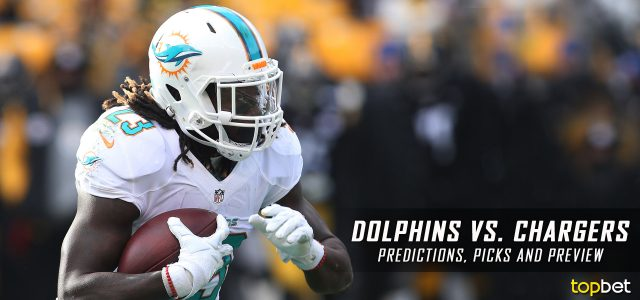 Miami Dolphins vs. Los Angeles Chargers Predictions, Odds, Picks and NFL Week 2 Betting Preview – September 17, 2017