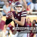 Mississippi State Bulldogs vs. Georgia Bulldogs Predictions, Picks, Odds and NCAA Football Week Four Betting Preview – September 23, 2017