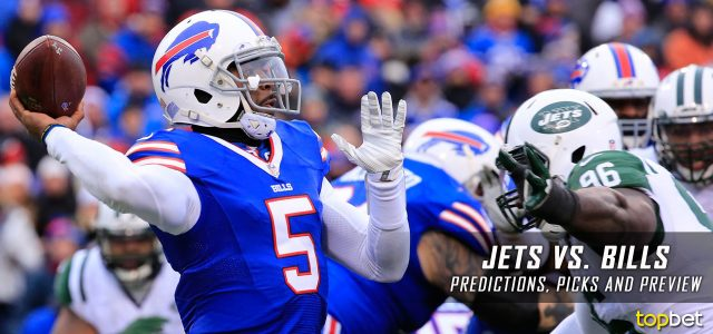 New York Jets vs. Buffalo Bills Predictions, Odds, Picks and NFL Week 1 Betting Preview – September 10, 2017