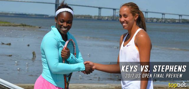 Madison Keys vs. Sloane Stephens Predictions, Odds, Picks, and Tennis Betting Preview – 2017 WTA US Open Final
