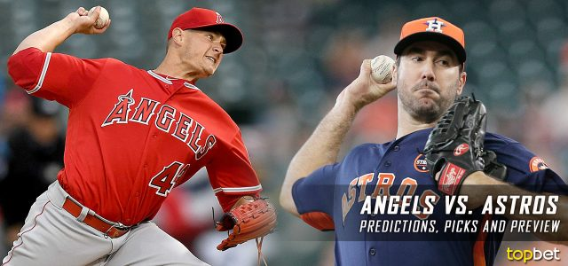 Los Angeles Angels vs. Houston Astros Predictions, Picks and MLB Preview – September 22, 2017
