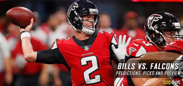 Buffalo Bills vs. Atlanta Falcons Predictions, Odds, Picks and NFL Week 4 Betting Preview – October 1, 2017