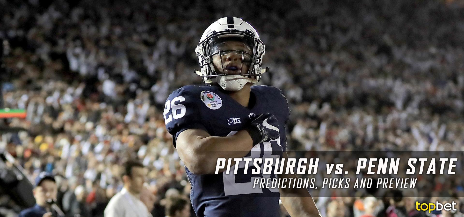 Penn state football  season predictions