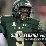 South Florida Bulls vs. Connecticut Huskies Predictions, Picks, Odds, and NCAA Football Week Two Betting Preview – September 9, 2017