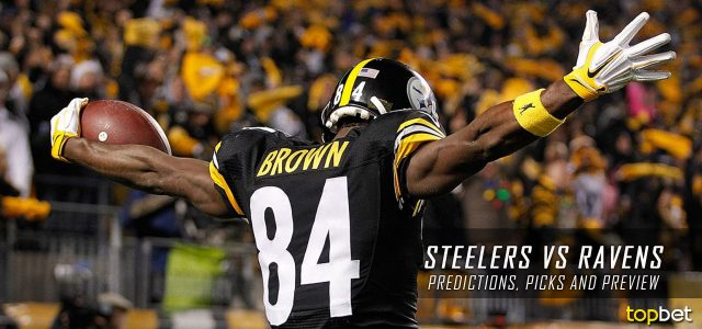 Pittsburgh Steelers vs. Baltimore Ravens Predictions, Odds, Picks and NFL Week 4 Betting Preview – October 1, 2017