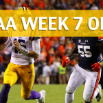 Auburn Tigers vs LSU Tigers Predictions, Picks, Odds, and NCAA Football Betting Preview – October 14 2017