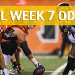 Cincinnati Bengals vs Pittsburgh Steelers Predictions, Picks, Odds and Betting Preview – NFL Week 7 2017