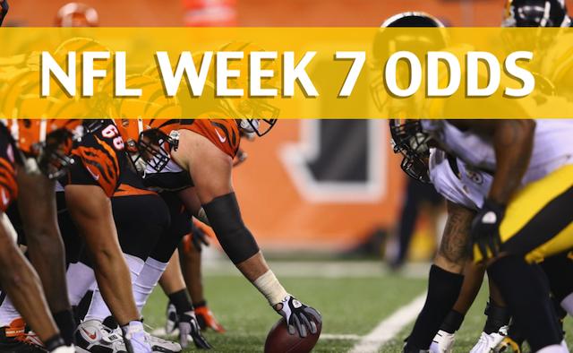 09018ca9 Bengals vs Steelers Odds / Predictions / Picks / Preview - Week 7 2017