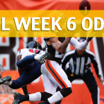 Cleveland Browns vs Houston Texans Predictions, Picks, Odds and Betting Preview - NFL Week 6 2017