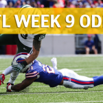 Buffalo Bills vs New York Jets Predictions, Picks, Odds and Betting Preview – NFL Week 9 2017