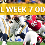 Arizona Cardinals vs Los Angeles Rams Predictions, Picks, Odds and Betting Preview – NFL Week 7 2017