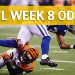 Indianapolis Colts vs Cincinnati Bengals Predictions, Picks, Odds and Betting Preview – NFL Week 8 2017