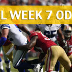 Dallas Cowboys vs San Francisco 49ers Predictions, Picks, Odds and Betting Preview – NFL Week 7 2017