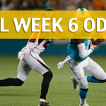 Miami Dolphins vs Atlanta Falcons Predictions, Picks, Odds and Betting Preview - NFL Week 6 2017