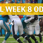 Miami Dolphins vs Baltimore Ravens Predictions, Picks, Odds and Betting Preview – NFL Week 8 2017