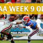Georgia Bulldogs vs Florida Gators Predictions, Picks, Odds and Betting Preview – October 28, 2017