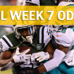 New York Jets vs Miami Dolphins Predictions, Picks, Odds and Betting Preview – NFL Week 7 2017