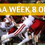 Maryland Terrapins vs Wisconsin Badgers Predictions, Picks, Odds and Betting Preview – October 21, 2017