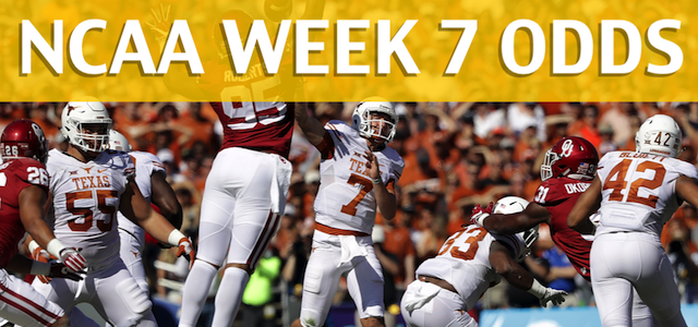 Oklahoma Sooners vs Texas Longhorns Predictions, Picks, Odds and Betting Preview – October 14 2017