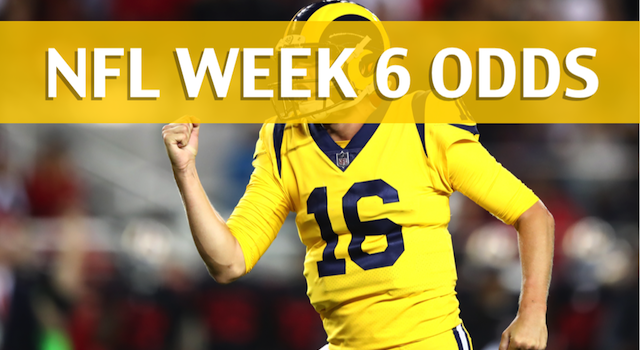 Los Angeles Rams vs Jacksonville Jaguars Predictions, Picks, Odds and Betting Preview – NFL Week 6 2017