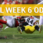 Pittsburgh Steelers vs Kansas City Chiefs Predictions, Picks, Odds and Betting Preview – NFL Week 6 2017