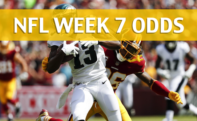 4a302270109 Redskins vs Eagles Odds   Predictions   Picks   Preview - Week 7 2017