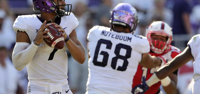 West Virginia Mountaineers vs TCU Horned Frogs Predictions, Picks, Betting Odds and Preview – October 7 2017