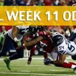 Atlanta Falcons vs Seattle Seahawks Predictions, Picks, Odds and Betting Preview – NFL Week 11 2017