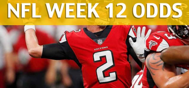 Tampa Bay Buccaneers vs Atlanta Falcons Predictions, Picks, Odds and Betting Preview – NFL Week 12 2017