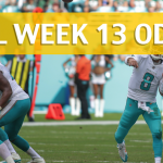 Denver Broncos vs Miami Dolphins Predictions, Picks, Odds and Betting Preview – NFL Week 13 2017