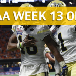 Georgia Bulldogs vs Georgia Tech Yellow Jackets Predictions, Picks, Odds and Betting Preview – November 25, 2017