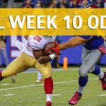 New York Giants vs San Francisco 49ers Predictions, Picks, Odds and Betting Preview – NFL Week 10 2017