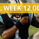 Carolina Panthers vs New York Jets Predictions, Picks, Odds and Betting Preview – NFL Week 12 2017