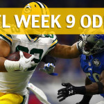 Detroit Lions vs Green Bay Packers Predictions, Picks, Odds and Betting Preview – NFL Week 9 2017