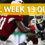 Los Angeles Rams vs Arizona Cardinals Predictions, Picks, Odds and Betting Preview – NFL Week 13 2017
