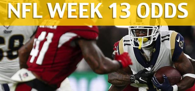 Los Angeles Rams vs Arizona Cardinals Predictions, Picks, Odds and Betting Preview – NFL Week 13 2017