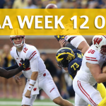Michigan Wolverines vs Wisconsin Badgers Predictions, Picks, Odds and Betting Preview – November 18, 2017
