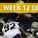 New Orleans Saints vs Los Angeles Rams Predictions, Picks, Odds and Betting Preview – NFL Week 12 2017