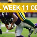 Baltimore Ravens vs Green Bay Packers Predictions, Picks, Odds and Betting Preview – NFL Week 11 2017