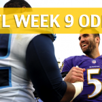 Baltimore Ravens vs Tennessee Titans Predictions, Picks, Odds and Betting Preview – NFL Week 9 2017