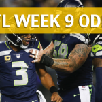 Washington Redskins vs Seattle Seahawks Predictions, Picks, Odds and Betting Preview - NFL Week 9 2017