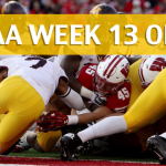 Wisconsin Badgers vs Minnesota Golden Gophers Predictions, Picks, Odds and Betting Preview – November 25, 2017