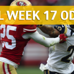 San Francisco 49ers vs Los Angeles Rams Predictions, Picks, Odds and Betting Preview – NFL Week 17 2017