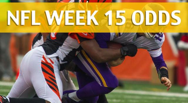Cincinnati Bengals vs Minnesota Vikings Predictions, Picks, Odds and Betting Preview – NFL Week 15 2017