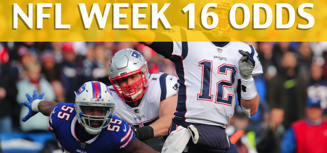 Buffalo Bills vs New England Patriots Predictions, Picks, Odds and Betting Preview – NFL Week 16 2017