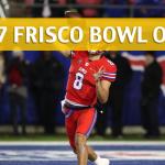 Louisiana Tech Bulldogs vs SMU Mustangs - Frisco Bowl Predictions, Picks, Odds and Betting Preview - December 20, 2017