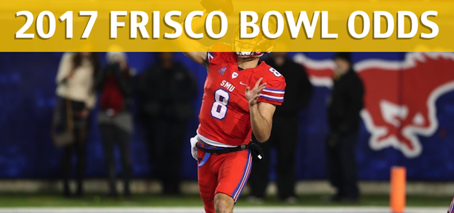 Louisiana Tech Bulldogs vs SMU Mustangs – Frisco Bowl Predictions, Picks, Odds and Betting Preview – December 20, 2017