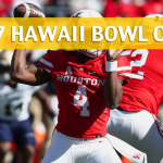 Fresno State Bulldogs vs. Houston Cougars – Hawaii Bowl Predictions, Picks, Odds and Betting Preview – December 24, 2017