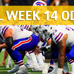 Indianapolis Colts vs Buffalo Bills Predictions, Picks, Odds and Betting Preview – NFL Week 14 2017