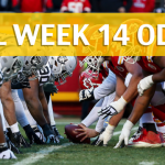 Oakland Raiders vs Kansas City Chiefs Predictions, Picks, Odds and Betting Preview – NFL Week 14 2017